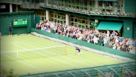 Live @ Wimbledon Day 3 Montage