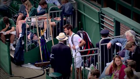 Jurgen Melzer and Philipp Petzschner take a ride with Hertz and catch up with Live @ Wimbledon