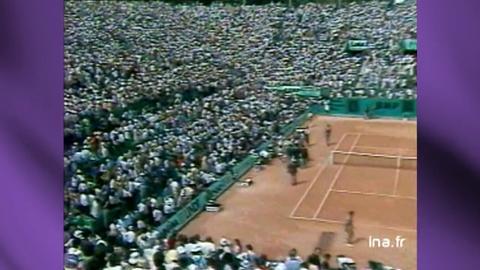 Live @ Wimbledon presenter Mats Wilander's sportmanship celebrated