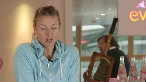 Jonathan Ross meets Maria Sharapova