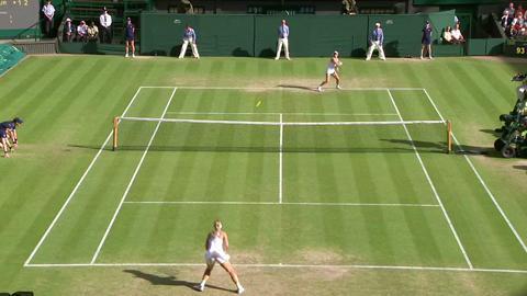 2013 Day 6 Highlights: Sabine Lisicki v Samantha Stosur