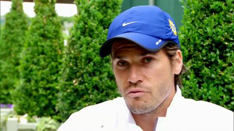 Championships Drive - Tommy Haas