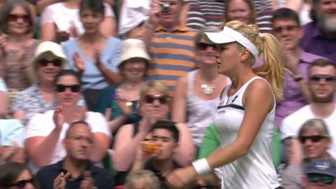HSBC Perfect Play: Agnieszka Radwanska at Wimbledon 2013