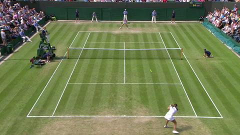 2013 Day 6 Highlights: Laura Robson v Marina Erakovic