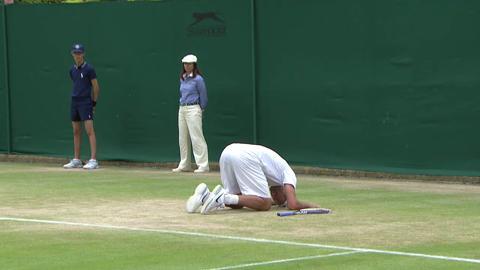 Wimbledon 2013 Day 7 Highlights