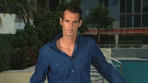 Andy Murray wins BBC Sports Personality - his acceptance speech