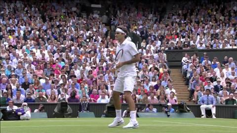 Wimbledon 2012 Day 13 Highlights: Roger Federer v Andy Murray