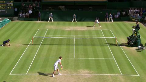2013 Day 7 Highlights: Andy Murray v Mikhail Youzhny
