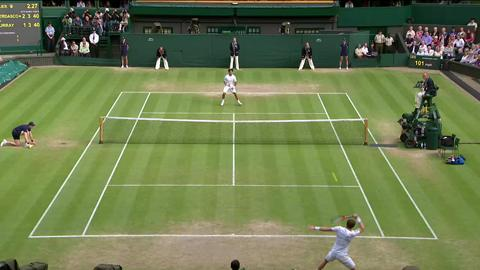 Wimbledon 2013 Championships Review