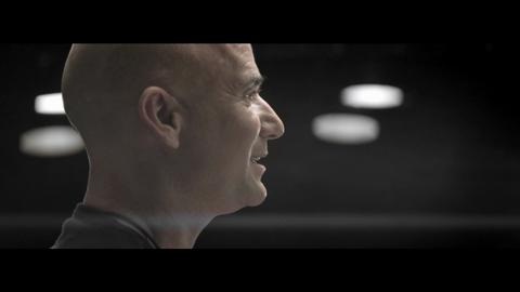 True Character: Andre Agassi - 'Step'