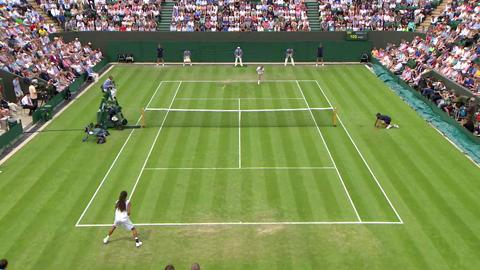 Wimbledon 2013 Day 3 Highlights