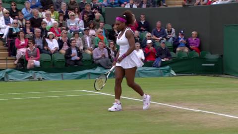 Wimbledon 2012: Serena Williams' Road To The Final