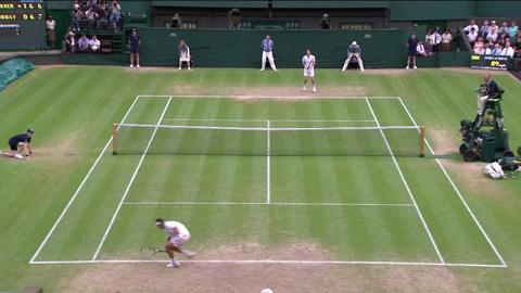 Wimbledon 2012 Day Nine Highlights