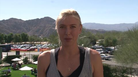 Maria Sharapova and other players reveal who they admire