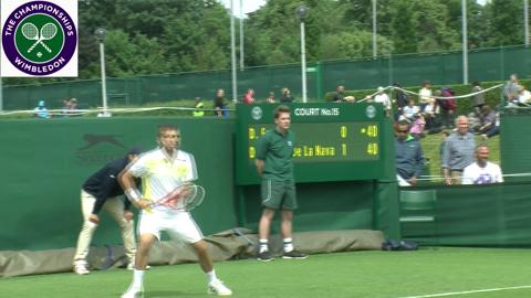 Wimbledon 2013 Qualifying Day One Highlights