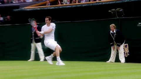 Andy Murray Day 7 Montage