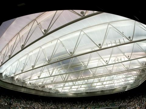 Centre Court at Wimbledon: Quite Revealing Episode 8