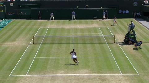 2013 Day 12 Highlights Girls' Singles final: Taylor Townsend v Belinda Bencic