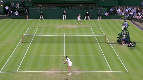 2013 Day 5 Highlights: Laura Robson v Mariana Duque-Marino
