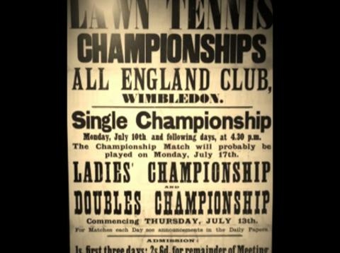 The Wimbledon Lawn Tennis Museum: Quite Revealing Episode 6