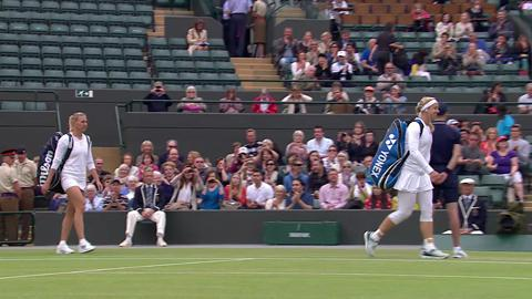 Wimbledon 2013 Day 8 Highlights