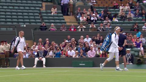 Wimbledon 2013 Day 8 Highlights
