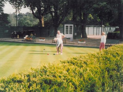 Croquet at Wimbledon: Quite Revealing Episode 5