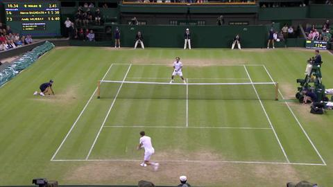 Wimbledon 2012: Andy Murray's Road To The Final