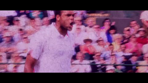 Wimbledon 2012 Men's semi-finalists: Djokovic, Federer, Murray, Tsonga