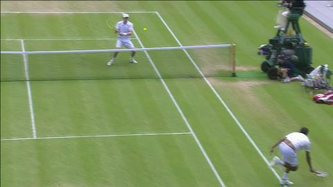 Wimbledon 2012 Day 10 Highlights