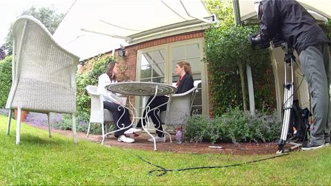 Martina Hingis talks to Live @ Wimbledon (Part One)