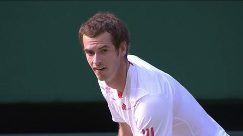 Wimbledon 2012 Day 11 Highlights: Andy Murray v Jo-Wilfried Tsonga
