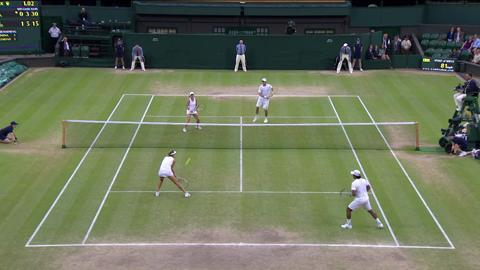 Wimbledon 2012 Day 13 Highlights: Mixed Doubles final