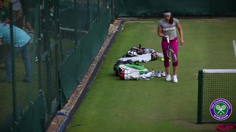 How Marion Bartoli prepared to win Wimbledon