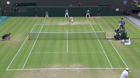 2013 Day 9 Highlights: Novak Djokovic v Tomas Berdych