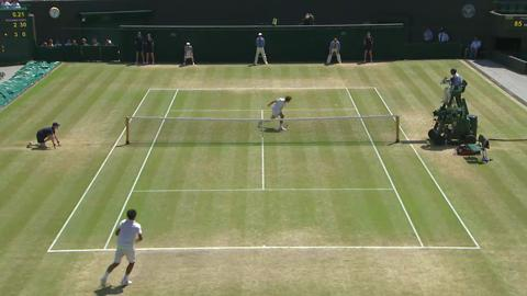 Wimbledon 2013 Day 13 Highlights