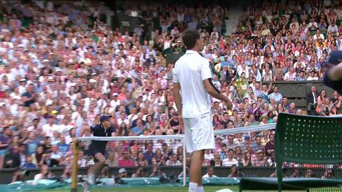 Wimbledon 2013 Day 11 Highlights