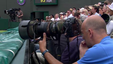 Wimbledon 2013 Day 7 Highlights: Laura Robson v Kaia Kanepi