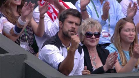 Wimbledon 2012 Day 10 Highlights: Agnieszka Radwanska v Angelique Kerber