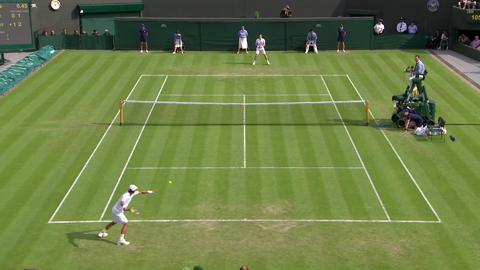 2013 Day 3 Highlights: Yen-Hsun Lu v Andy Murray