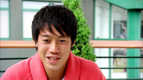 Championships Drive - Kei Nishikori