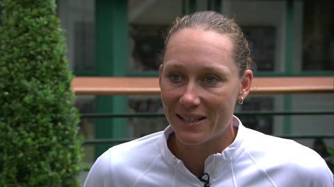 Championships Drive: Samantha Stosur