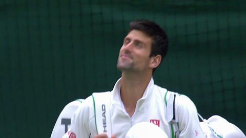 Wimbledon 2013 Day 9 Highlights