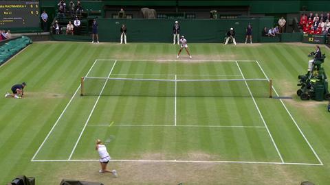 Wimbledon 2013 Day 8 Highlights: Li Na v Agnieszka Radwanska