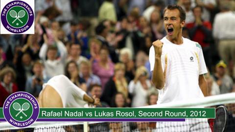 Wimbledon Top 10s: Matches under the roof