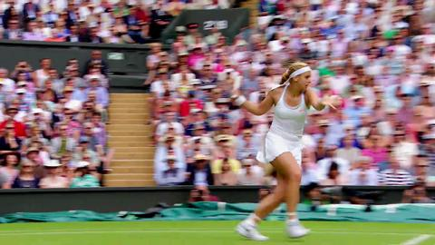 Sabine Lisicki's road to the Wimbledon 2013 Final
