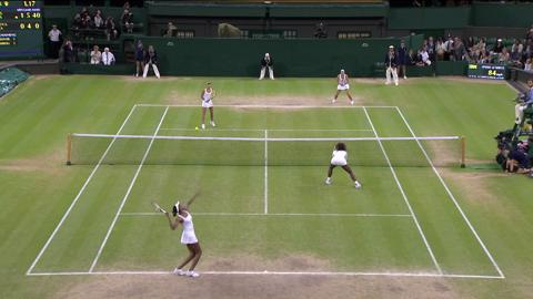 Wimbledon 2012 Day 12 Highlights: Serena Williams wins fifth Ladies' Singles title