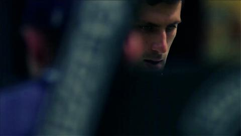 Novak Djokovic and Andy Murray discuss the Wimbledon 2013 final