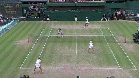 2008 Golden Moment - Williams/Williams v Raymond/Stosur