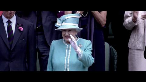 2010 Golden Moment - The Queen's Visit